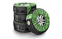 Чехлы для колес Skoda