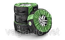 Чохли для коліс Skoda