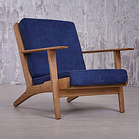 Кресло для гостинной с мягким сидением