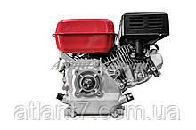 Двигатель 170f диаметр вала 20 мм под шлиц