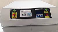 Широкоформатный пневматический термопресс-автомат  SCHULZE BIGOMATIK PNEU 90см х 130см, фото 1
