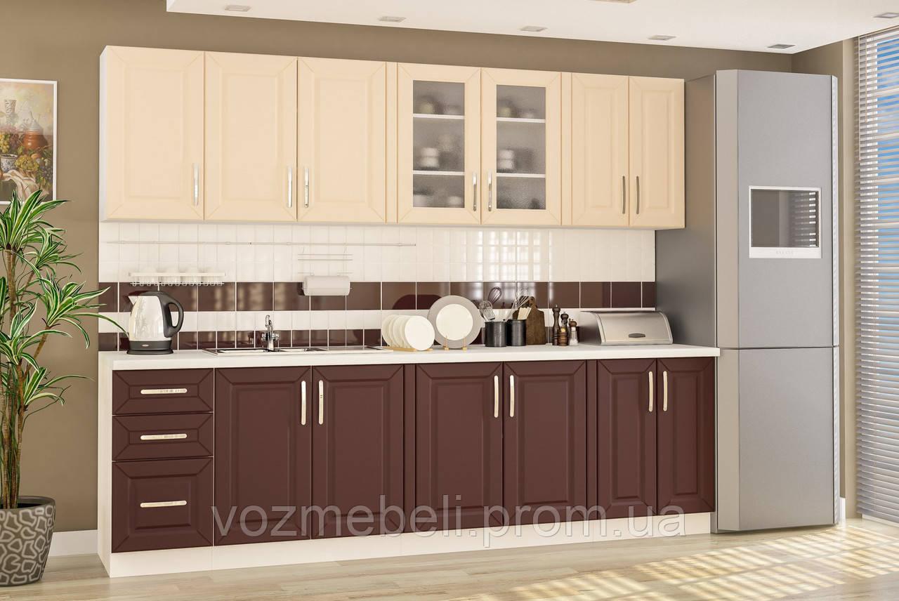 Кухня Гамма МС матовая
