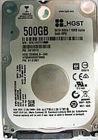 HDD 500GB 5400 SATA3 2.5 Hitachi HTS545050B7E660 WXJ1A27812CX, фото 1