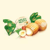 "Карамель Milky-Nutty орех1кг""Рошен"""