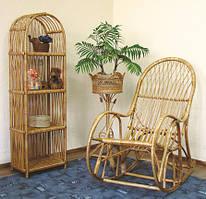 Плетенная мебель - примеры в интерьере