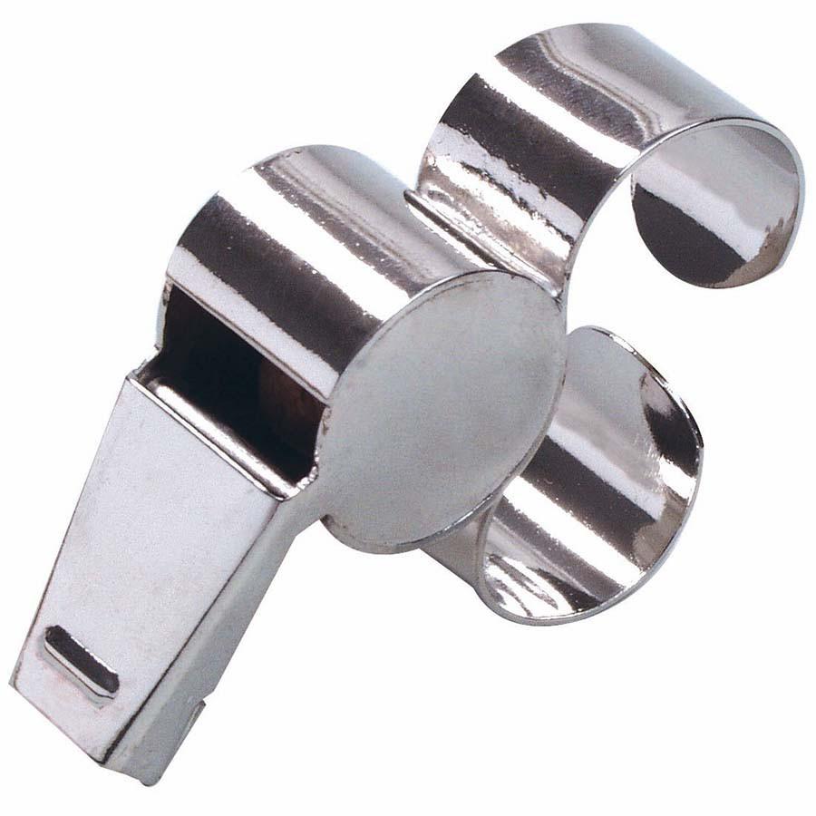 Свисток арбитра с металлической рукояткой для пальца SELECT, металический