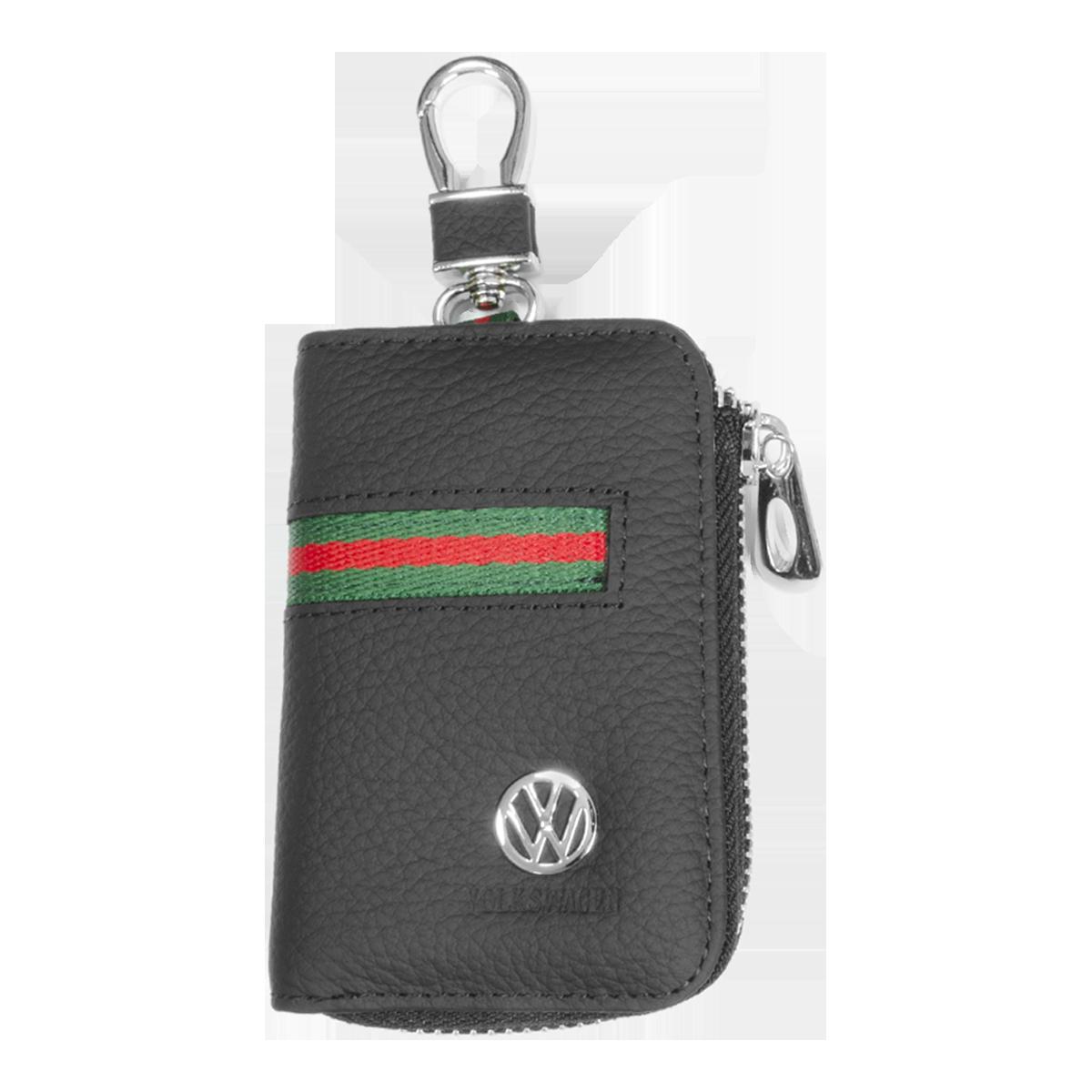 Ключница Carss с логотипом VOLKSWAGEN 04012 многофункциональная черная