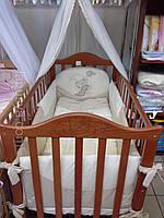 Дитяче ліжечко ЛД-6 тік