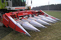 Жатка кукурузная для комбайна на 6 рядов Geringhoff (4,5м)