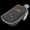 Ключница Carss с логотипом KIA 05012 многофункциональная черная, фото 4