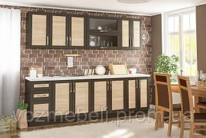 Кухня Гамма МС рамка