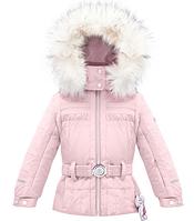 Куртка для девочки Poivre Blanc Angel pink W17-1002 BB