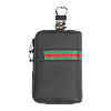 Ключница Carss с логотипом TOYOTA 07012 многофункциональная черная, фото 10