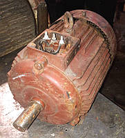 Электродвигатель електродвигун АИР 132 М6 7,5 кВт 1000 об/мин, 380 В