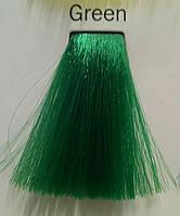 Тонирующий гель Зеленый/Green Disco Colors Luxor