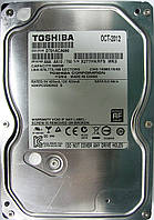 HDD 500GB 7200 SATA3 3.5 Toshiba DT01ACA050 X277HKRFSWK5, фото 1