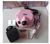 Фрезер для маникюра и педикюра DM- 202 30000 оборотов(35W) 35вт розовый, фото 1