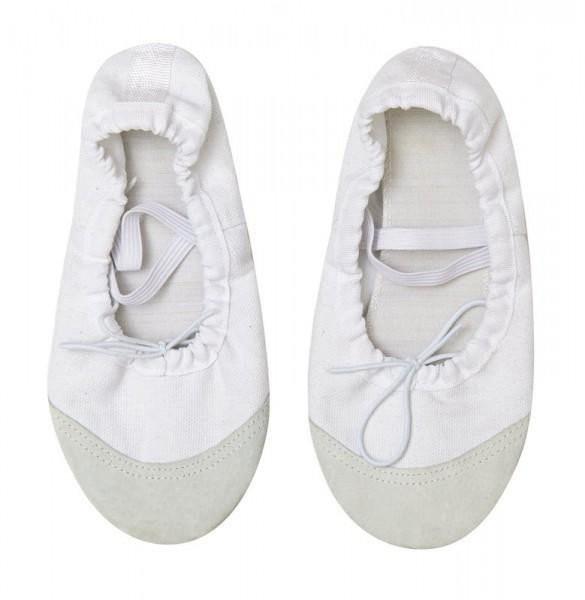 136f3521ac2b2 Белые балетки для танцев - детские и взрослые, цена 90 грн., купить в  Харькове — Prom.ua (ID#347379632)
