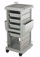 Парикмахерская тележка  TOWER GREY, фото 1