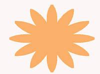 Красители пищевые сухие (Индия) Персиковый 10г.