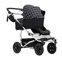 Детская коляска 2 в 1 для двойни Mountain buggy Duet, фото 2