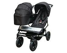 Детская коляска 2 в 1 для двойни Mountain buggy Duet, фото 3