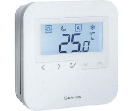 Суточный терморегулятор Salus HTRS230 для теплых полов