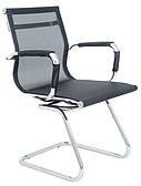 Конференц кресло Richman Кельн-CF спинка-сетка черное