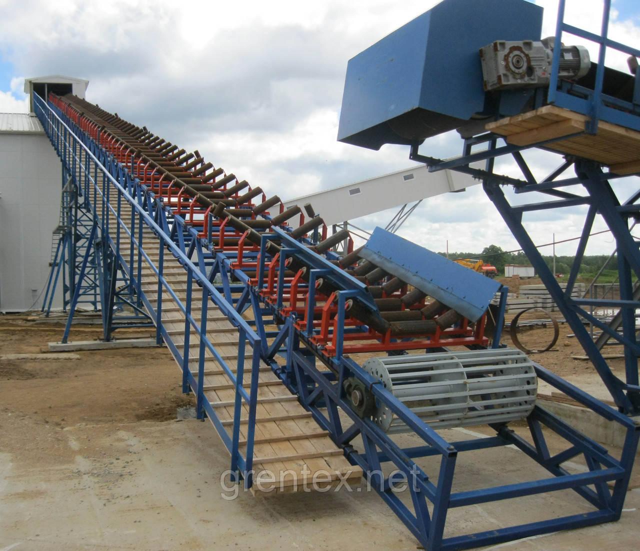 Ленточный конвейер в 1200 конвейер модели