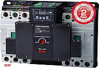 Автоматичне введення резерву YCQ2CB-160, 100-160А, 3Р, 380В, 45кА