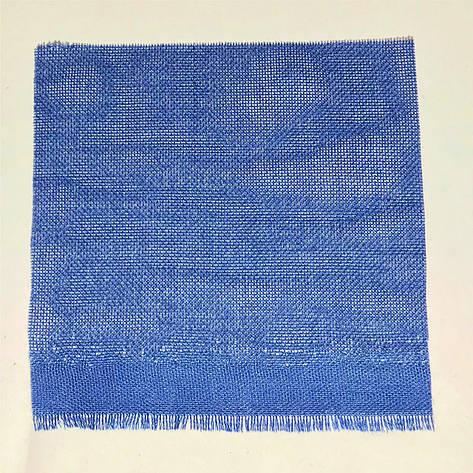 Флажная ткань (электрик, 100% полиэстер) - 155 г/м2, фото 2