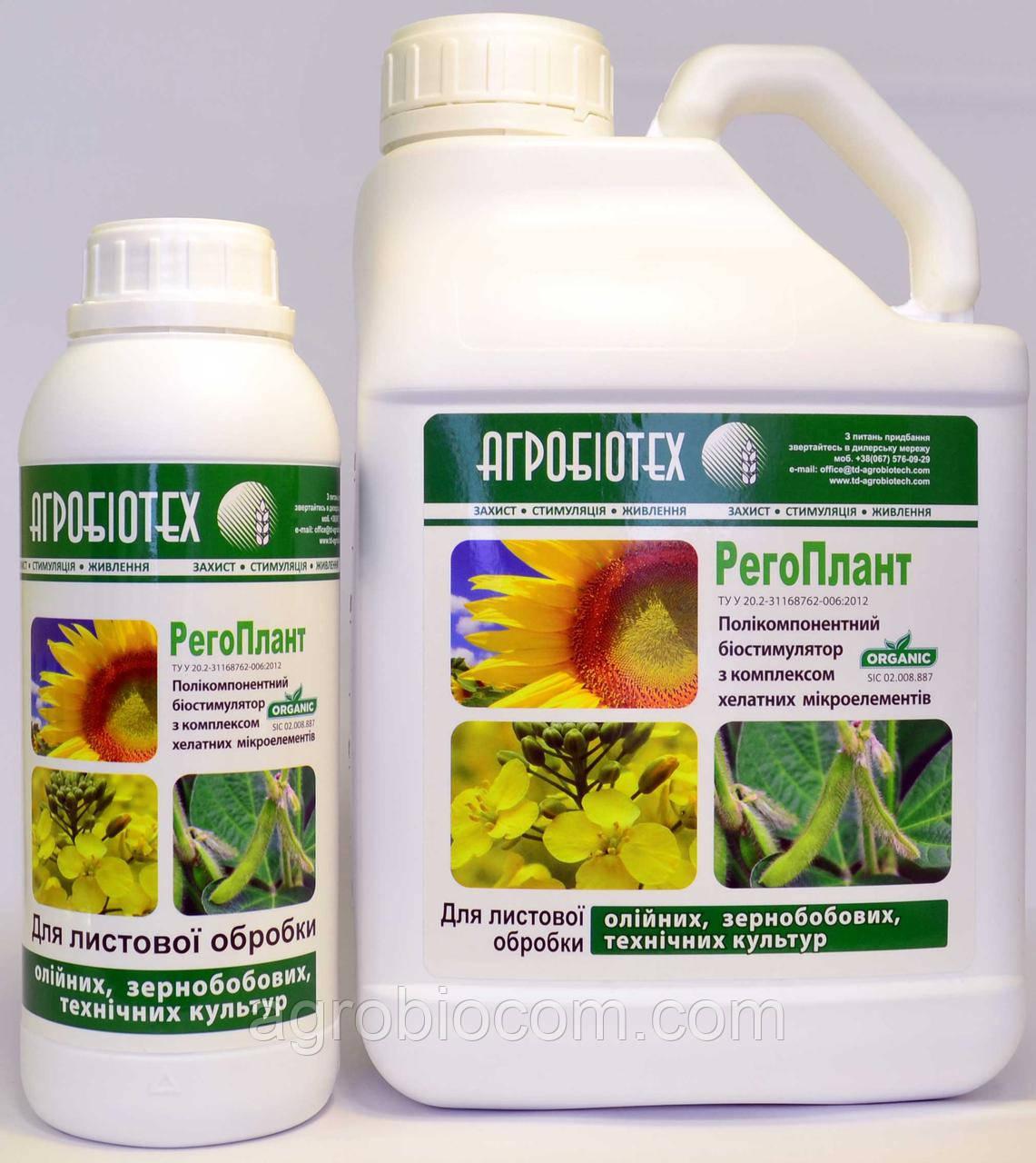Регулятор роста растений Регоплант