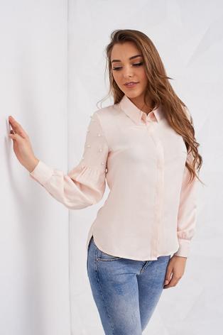 """Симпатичная блуза """"Алифа"""", фото 2"""