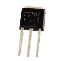 Транзистор биполярный 2SC5707 npn