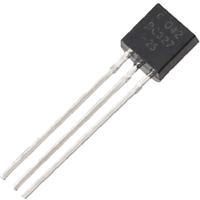 Транзистор биполярный BC327 45 V, 500 mA PNP