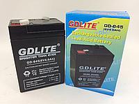 Аккумулятор GDLITE GD-645 6V 4.0Ah для весов и фонарей