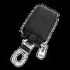Ключниця Carss з логотипом SKODA 22004 чорна, фото 2