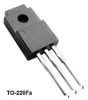 Транзистор биполярный 2SD1761 (NPN, 80V, 3A, 35W, TO220F)