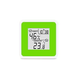 Цифровий термогігрометр з підсвічуванням дисплея