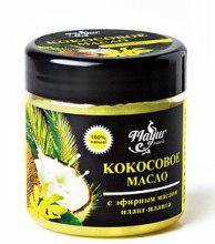 Кокосовое масло с эфирным маслом иланг-иланга Mayur 140 мл