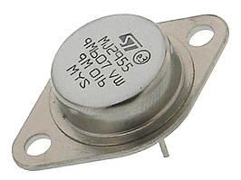Транзистор биполярный MJ2955 PNP -100(70)V -15A TO3