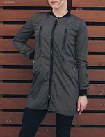 Куртка бомбер женская стильная Staff long haki