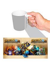 Чашка Hearthstone