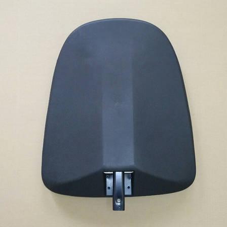 Спинка для офисного кресла в сборе черный, фото 2