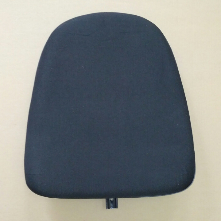 Спинка для офисного кресла в сборе черный
