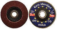 Шлифовальный лепестковый диск, 125mm (P-80)