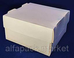 Упаковка картонная для суши 100*100*55 (100 шт. в упаковке)