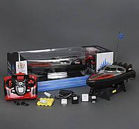 Катер р/у, акуммулятор 4.8 V, в коробке
