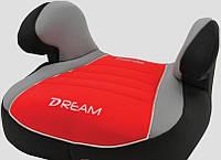 Автокресло детское бустер 2-3 (15-36 кг) Nania DREAM LX Agora Carmin