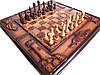 Шахматы+нарды+шашки ручной работы
